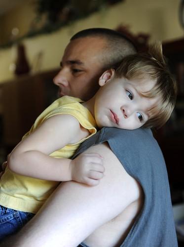 277/365: daddy's boy