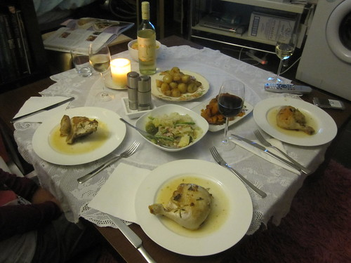 Dinner at Cath's (7)