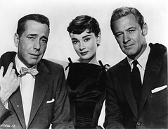 Sabrina (1954) cast – Photo of Humphrey Bogart...