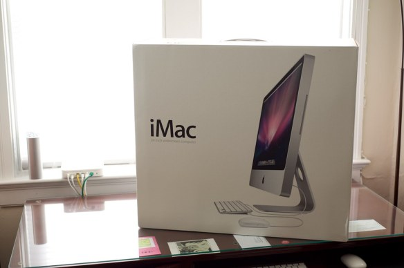 My New, Beautiful iMac