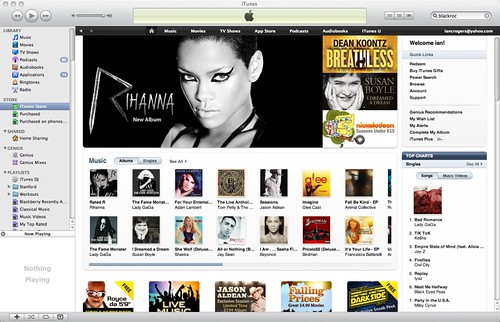 iTunesHome