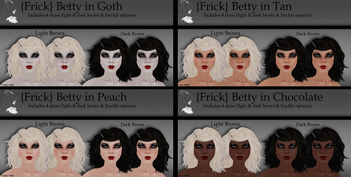 {Frick} Pinups - Betty