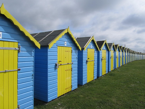 Bognor Beach, 17th May 2011