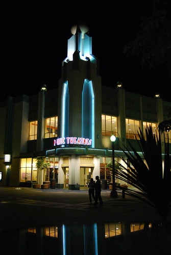 Culver City at Night