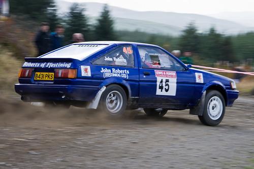 AE86 Rally