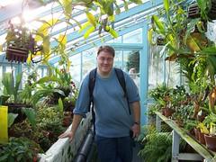 Darwin's Greenhouse, Down House