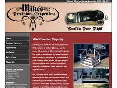Mike's Precision Carpentry