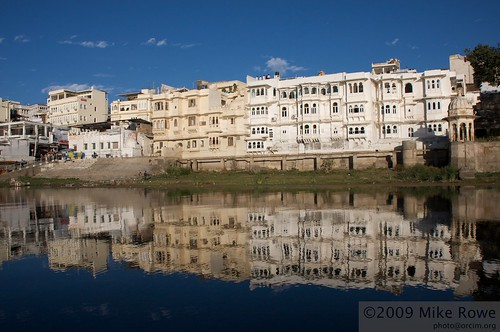 Udaipur City Reflections