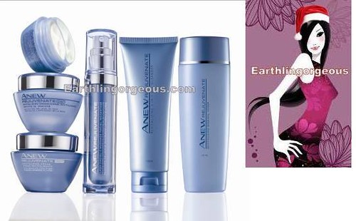 ANEW Rejuvenate Line