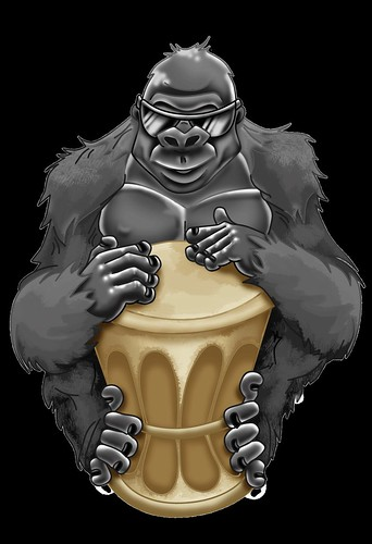 Gorilla - Gorille