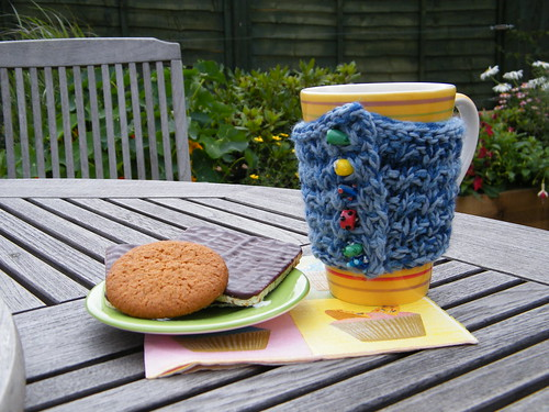 Georgius Coffee Cup Cosy