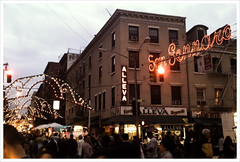 Little Italy - Mulberry at Grand Street