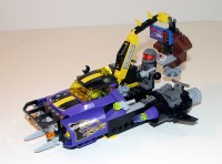 Review: LEGO 2010 Space Police 5982 Smash n Grab ...