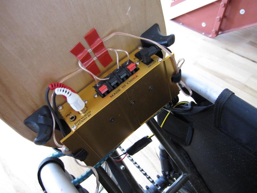 Amp Installation