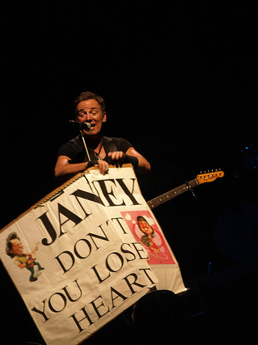 Janey, don't you lose heart
