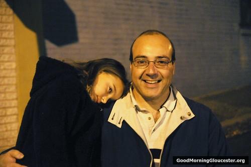 Frank Ciolino and Daughter Mikayla