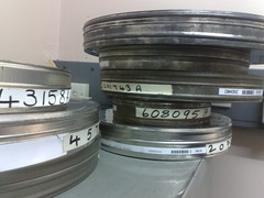 BFI British Council film archive