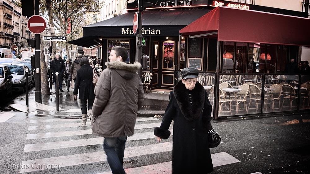 Boulevard de Saint-Germain-des-Prés