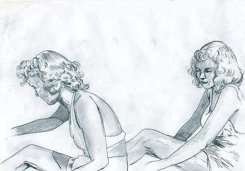 the cove sketch