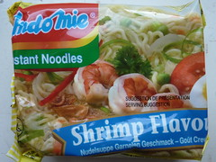 Shrimp Flavor (IndoMie)