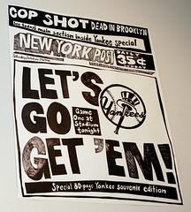 Aleksandra Mir, Let's Go Get 'Em!, 2007