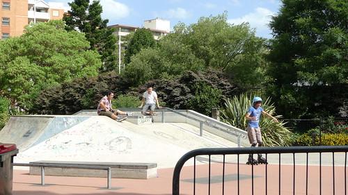 Skatepark Chillin