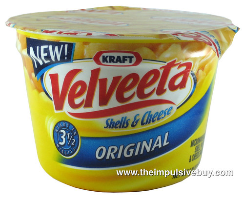 Kraft Velveeta Original Shells & Cheese Cup