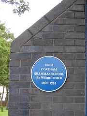 Coatham Grammar School