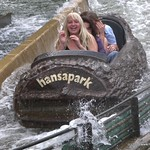 legendäre Wildwasserfahrt