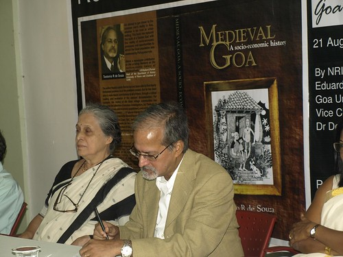 Medieval Goa book release function by fredericknoronha.