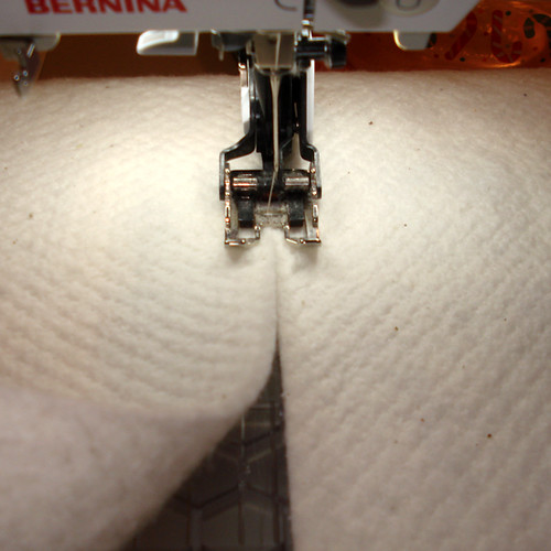 Sewing Batting Together