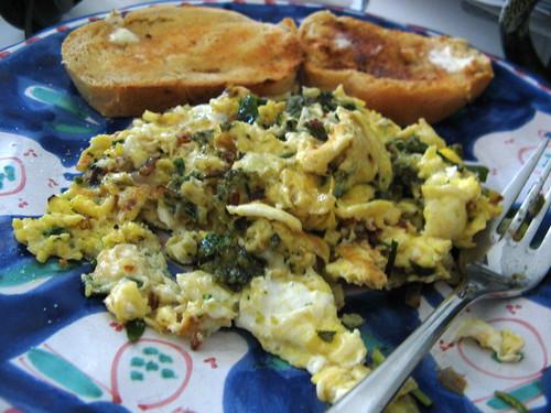 Green eggs and challah