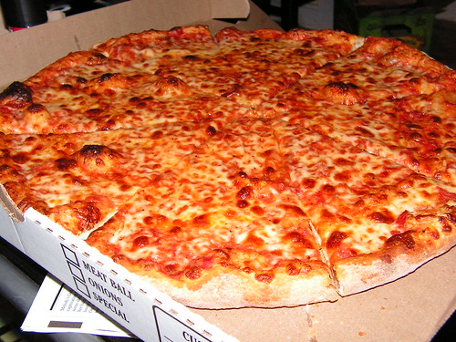 You have no idea how good this pizza is unless you've had it