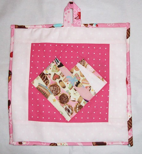 Sweets Hot Plate/Pot Holder