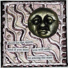 Shoot For The Moon Meander Book Page