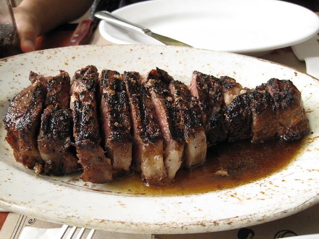 Mamou steak