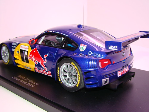 AA BMW Z4 Team Redbull (5)