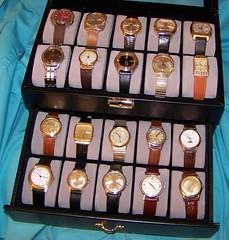 Vintage Watch Box