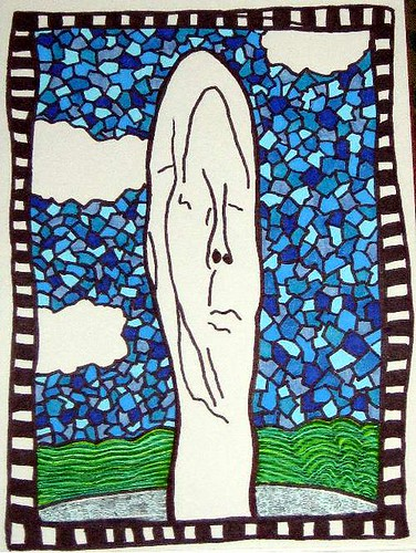 Dream Stained Glass Doodle