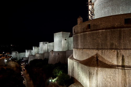Muralla de Dubrovnik (by Weiko)