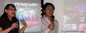 Lynelle Seow, Area Director for Philippines & Brunei, Singapore Toursim Board