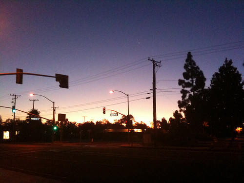A lovely dawn