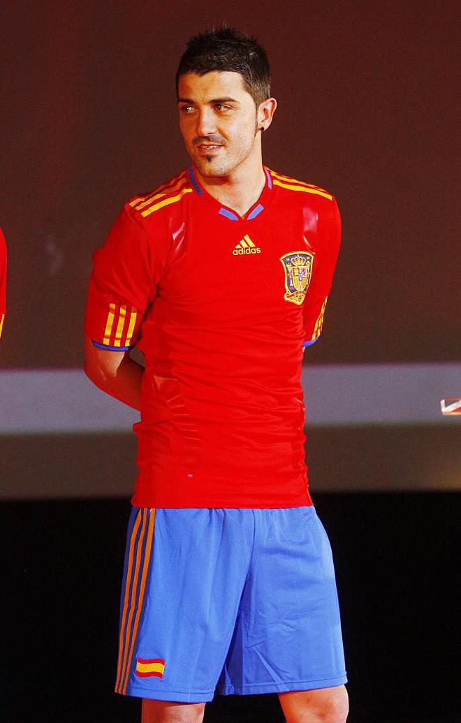 Ahora Resistencia policía  Spain adidas World Cup 2010 TECHFIT Home Kit / Jersey / Camiseta - FOOTBALL  FASHION