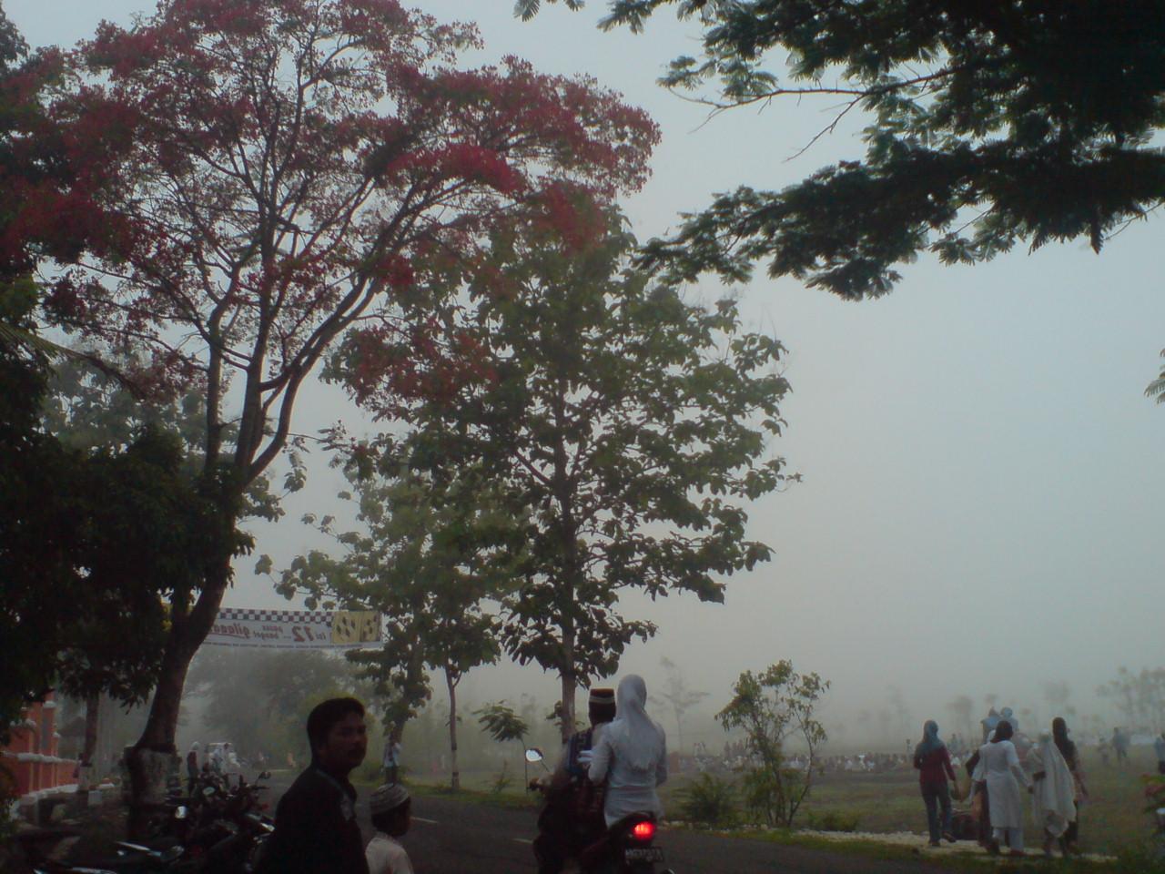Shalat Ied di lapangan #grogol #indonesiabanget 01