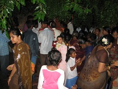 Pradhosha crowd (by Raju's Temple Visits)