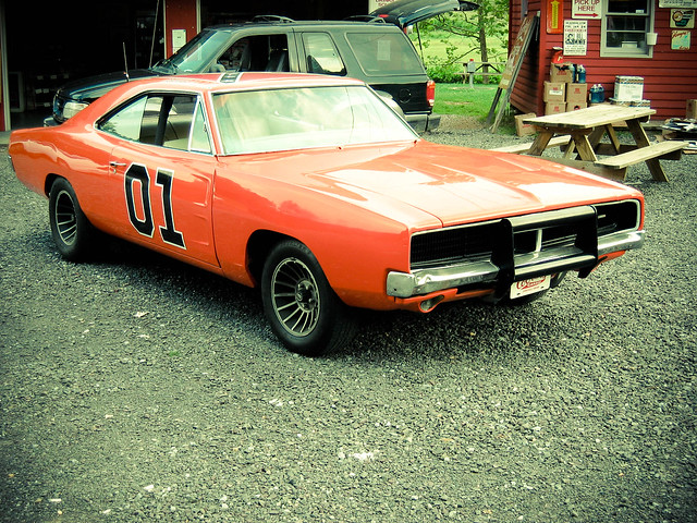 The General Lee - Dukes Of Hazzard