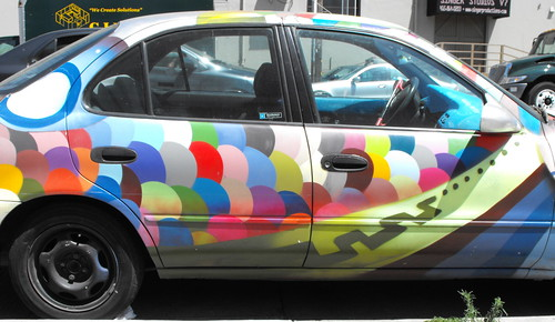 The Keith Haring Art Cars  2