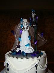 Corpse Bride Topper