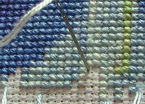 Pin stitch 1