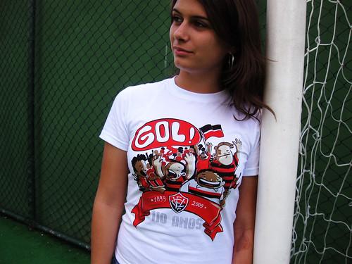 Torcida na Vitória por JAEH! Camisetas.